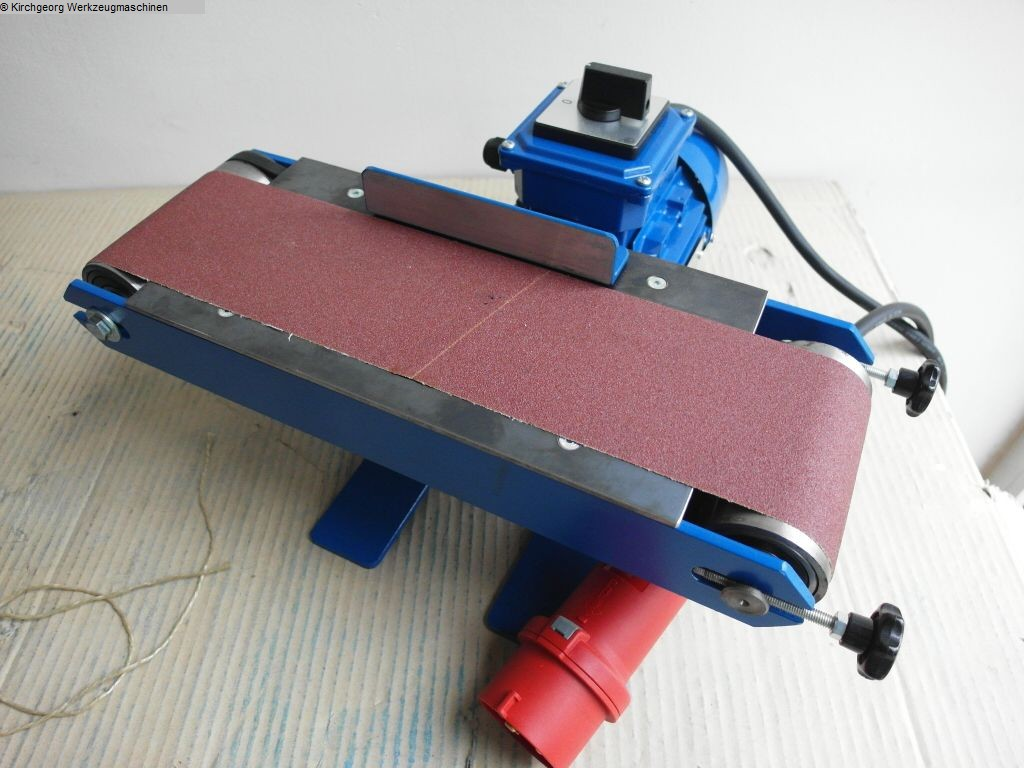 Máquinas de esmerilado usadas Máquina de esmerilado de banda ACO - Bandschleifer Mod. 1