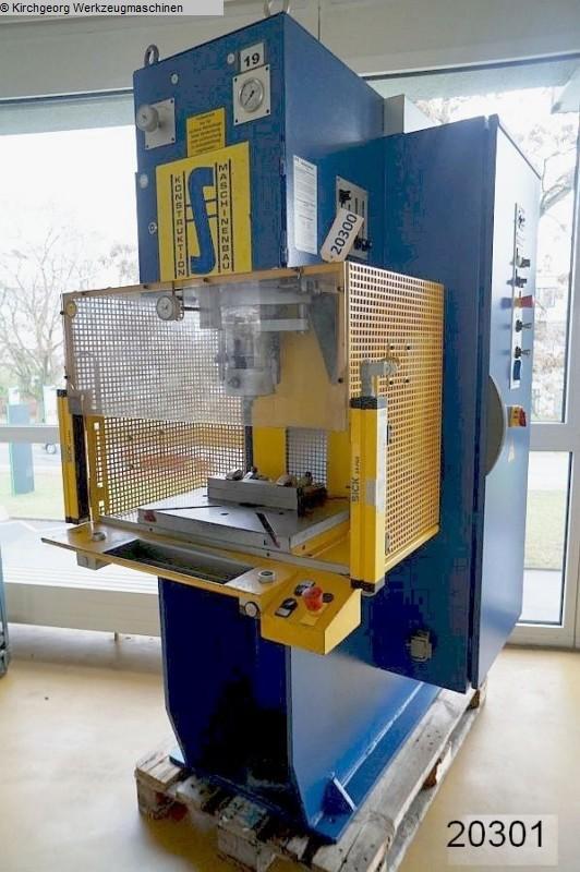 used Presses Hydraulic Press SCHÖN TES C25