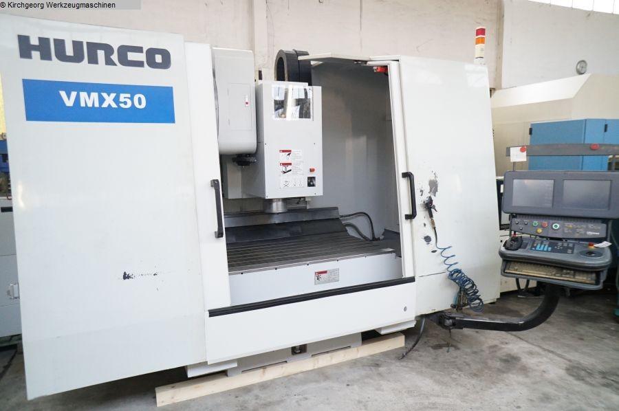 gebrauchte  Bearbeitungszentrum - Vertikal HURCO VMX 50 / 40T / ULTIMAX 4
