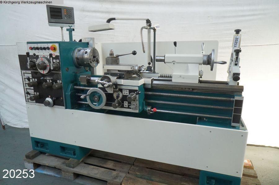 gebrauchte  Leit- und Zugspindeldrehmaschine TONGIL TIPL - 4 SP / 400 x 1060
