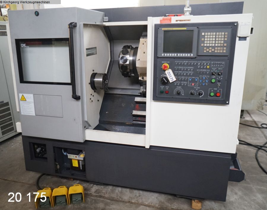 used  CNC Turning- and Milling Center HWACHEON CUTEX 160 / FANUC 0i-TC