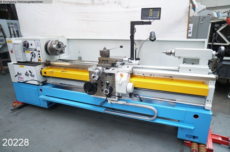 used  Center Lathe ZMM-SLIVEN CU 500 MT