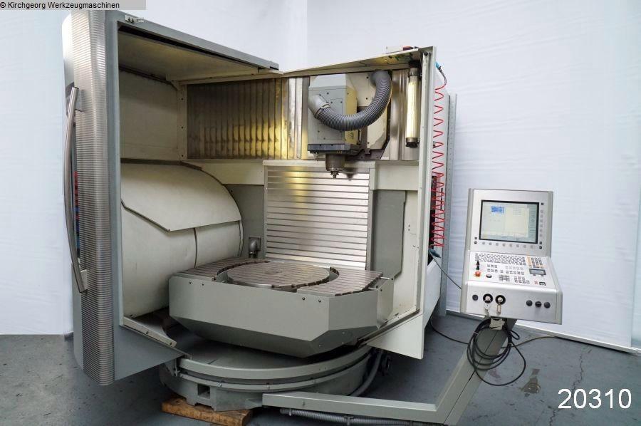 used  Machining Center - Universal DMG  (5-Achsen) DMU 80 T - iTNC 530