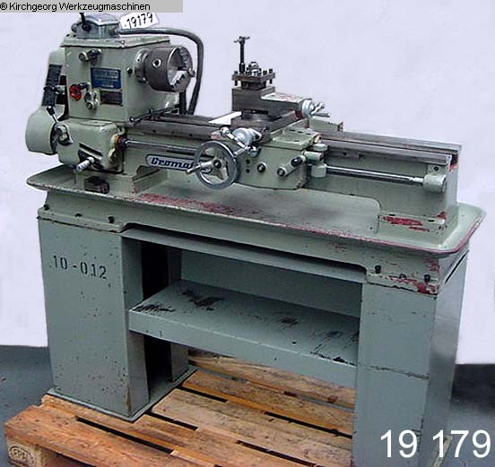 used  Mechanician s Lathe GROENEWEGEN Gromatic