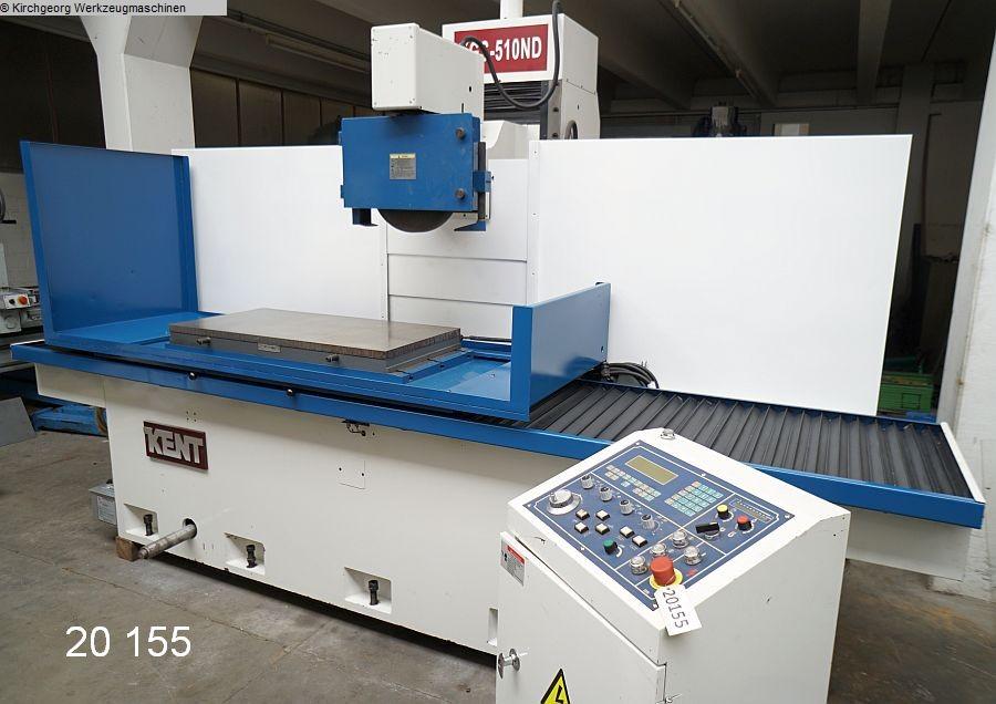 gebrauchte Schleifmaschinen Flachschleifmaschine - Horizontal KENT KGS-510 ND