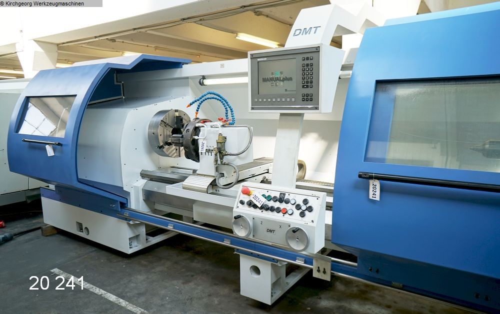 used Lathes Lathe -  cycle-controlled KERN CD 800