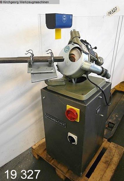 Afiladora de brocas SCHANBACHER S-3-50 usada