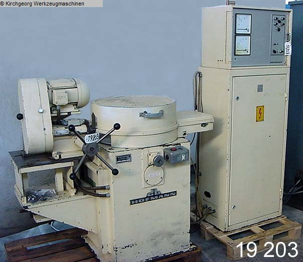 used Other Metal Processing Balancing Machine HOFMANN EVD - 30