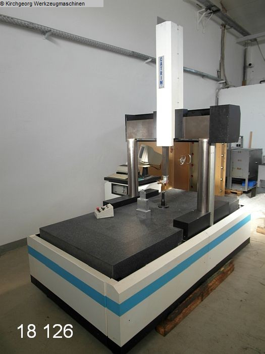 used Other Metal Processing Coordinate Measuring Machine MDM MECATRONICS CATRIM 4 CNC