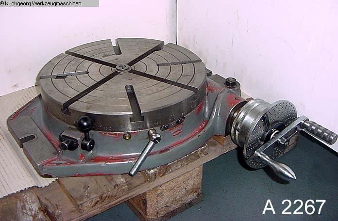 używane Inne akcesoria do obrabiarek Stół obrotowy BUECHE RT 35