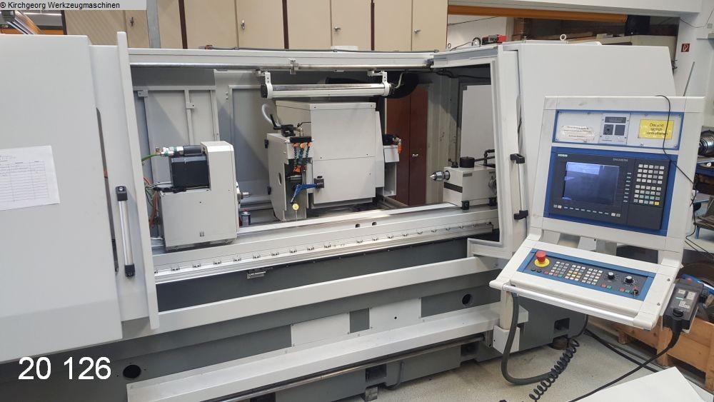 gebrauchte Schleifmaschinen Rundschleifmaschine - Universal GEIBEL + HOTZ RS 1500 CNC / geom. ueberholt