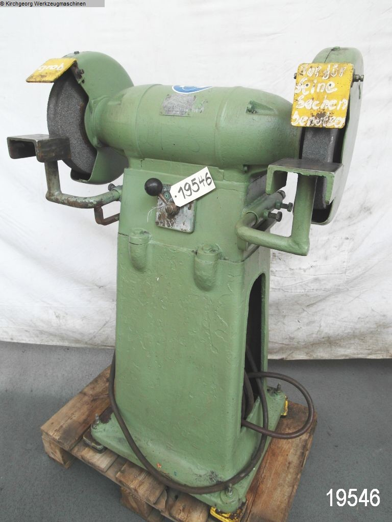 gebrauchte Schleifmaschinen Schleifbock AEG