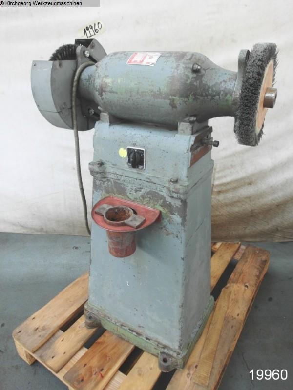gebrauchte Schleifmaschinen Schleifbock REMA DS 3 / 300