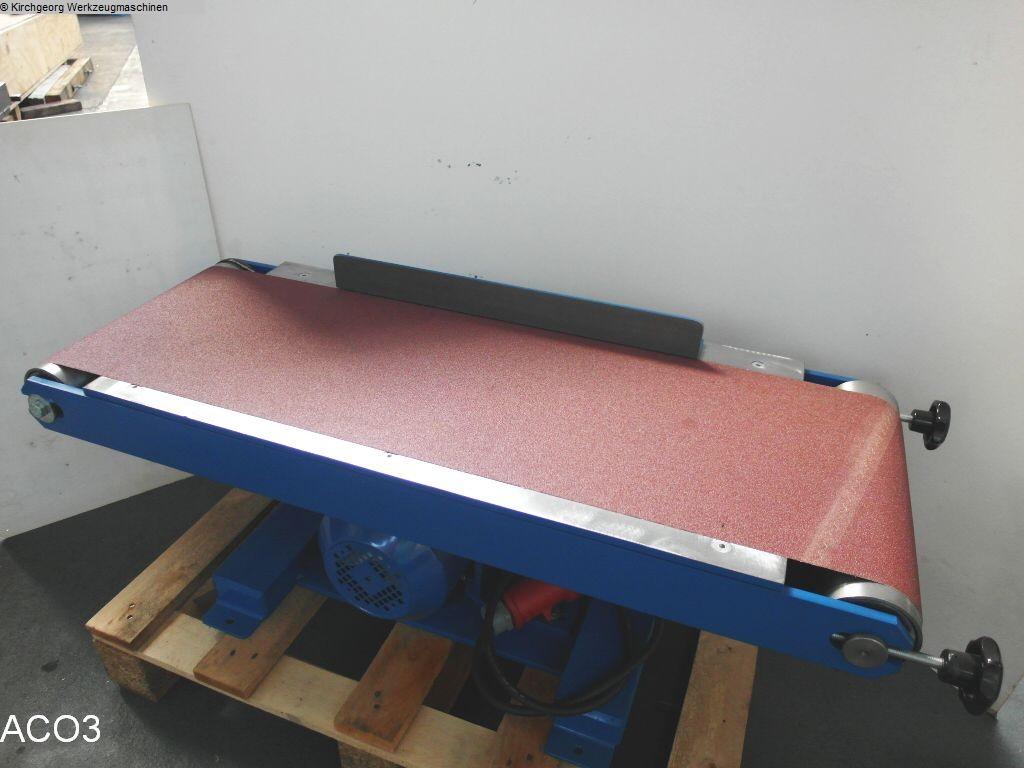gebrauchte Schleifmaschinen Bandschleifmaschine ACO - Bandschleifer Mod. 3