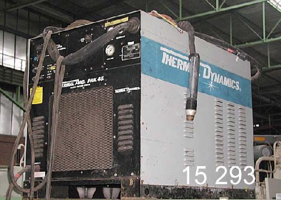 gebrauchte Schweissmaschinen etc. Plasmaschneidgerät THERMAL  ARC PAK 45