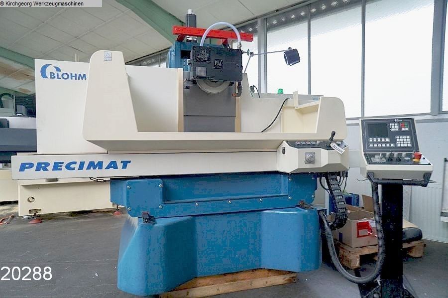 used Grinding machines Surface Grinding Machine - Horizontal BLOHM Precimat 306