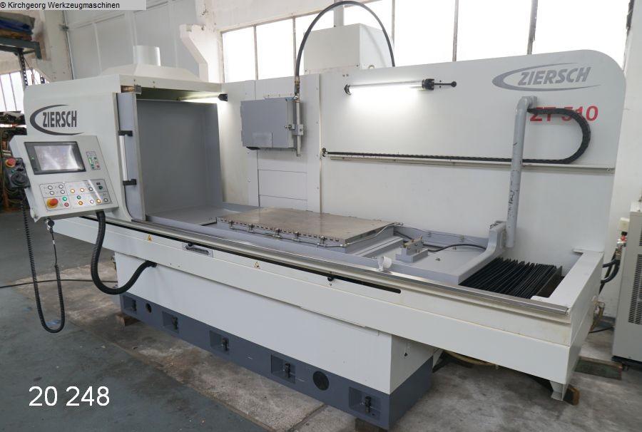 used Grinding machines Surface Grinding Machine - Horizontal ZIERSCH ZT 510