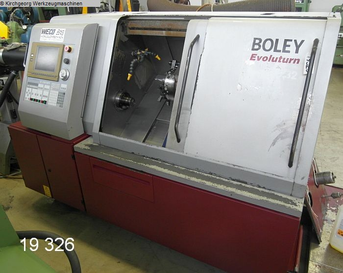 used CNC Turning- and Milling Center BOLEY BC 32