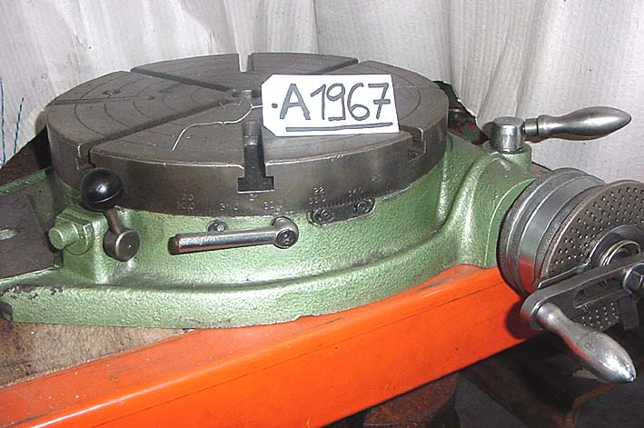 used  Rotary Table UNBEKANNT