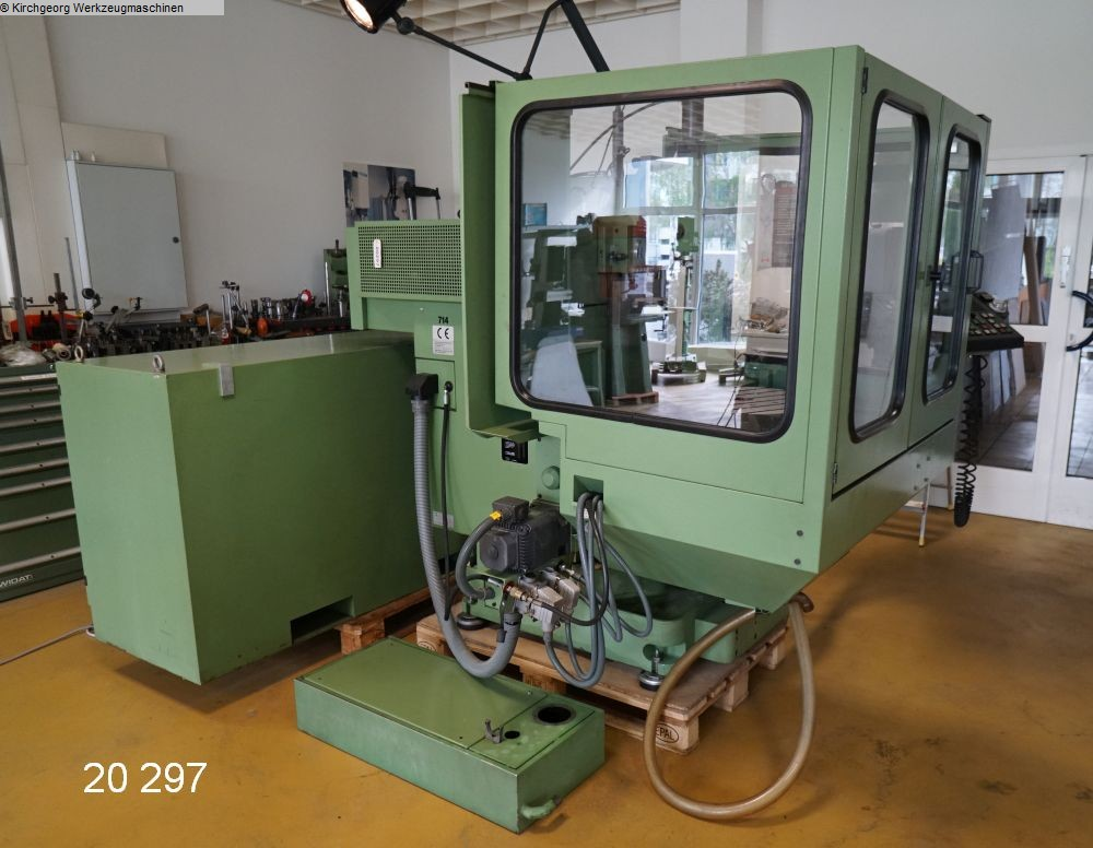 used Tool Room Milling Machine - Universal DECKEL FP 3 A / Dialog 11