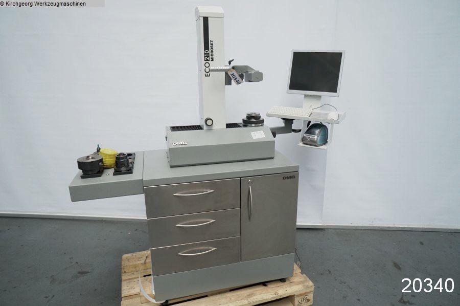 used tool presetter DMG Microset ECO 210