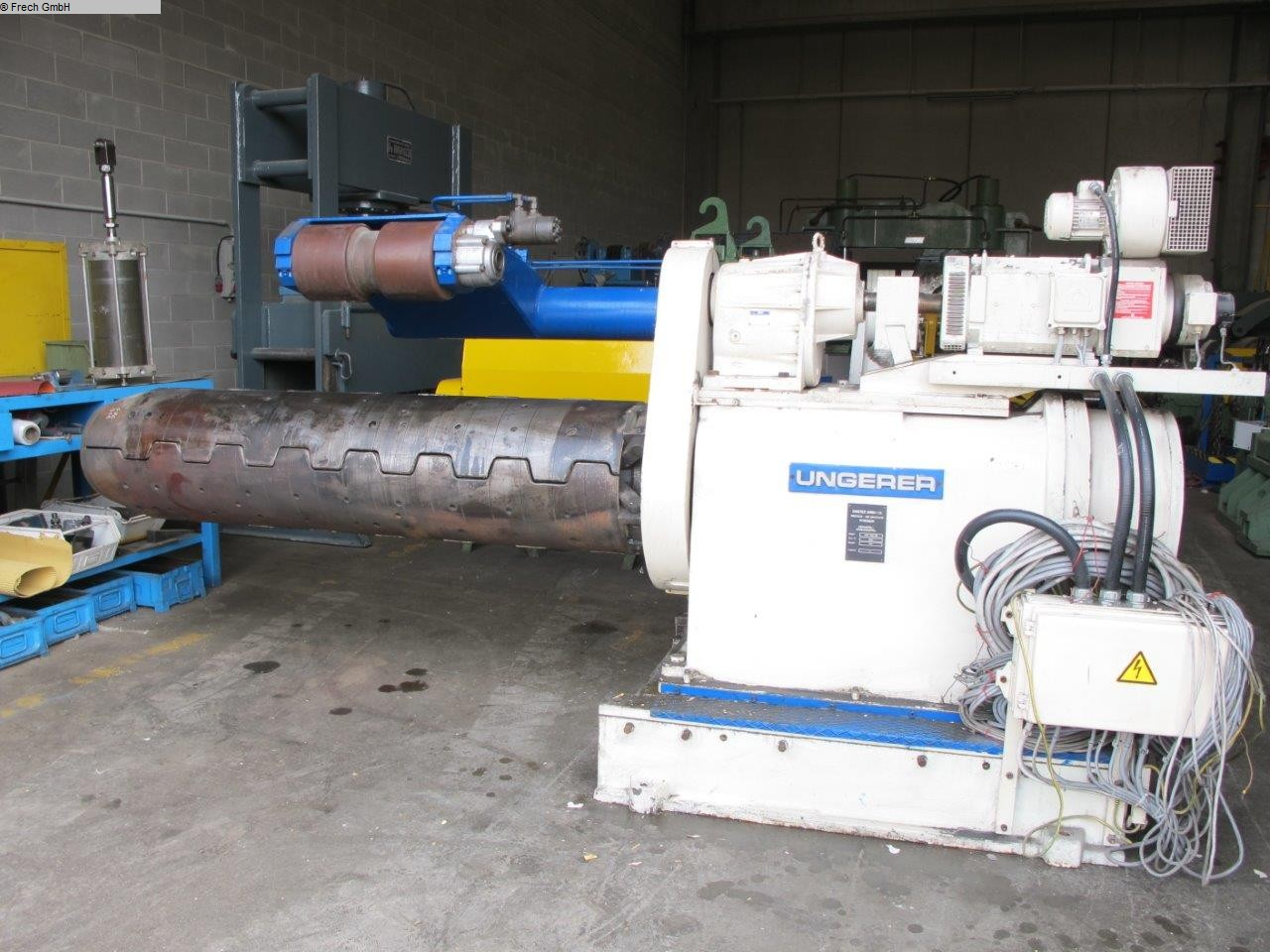used  Decoilers for Coils UNGERER