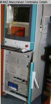 Laserbeschriftungsmaschine VITRO Vitrolux R