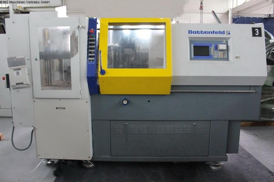 máquina usada Máquina de moldeo por inyección hasta 1000 KN BATTENFELD BA 750 V 315 V