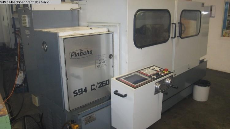 gebrauchte Maschine CNC Drehmaschine PINACHO S 940 C 260/1625