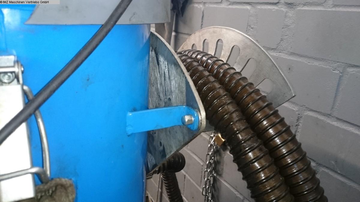 gebrauchte Maschine Reinigungsanlage DEBUS DES 119