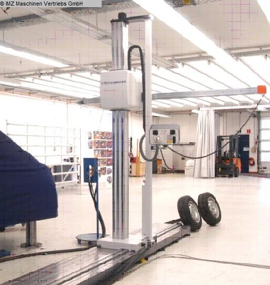 Otras máquinas de medición usadas STIEFELMAYER Activa