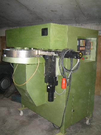 gebrauchte Zentriermaschine BERGER B 1 CNC