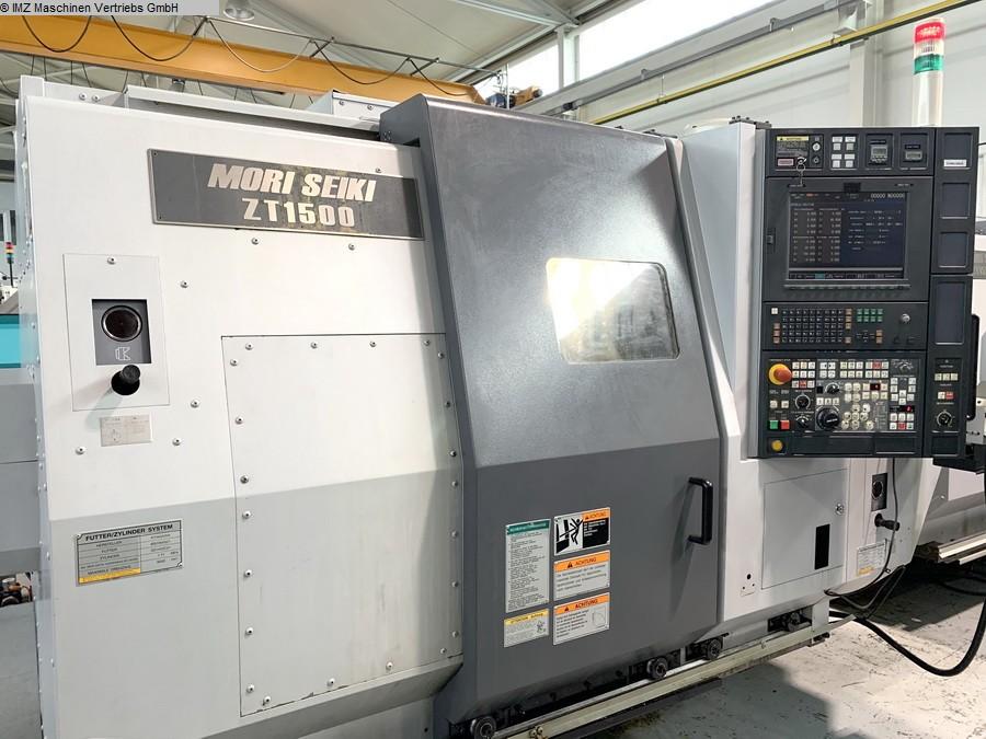 gebrauchte  CNC Dreh- und Fräszentrum MORI SEIKI ZT 1500 Y