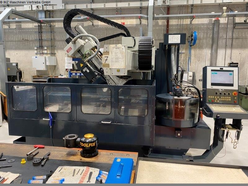gebrauchte  Fräsmaschine - Universal PARPAS CFS