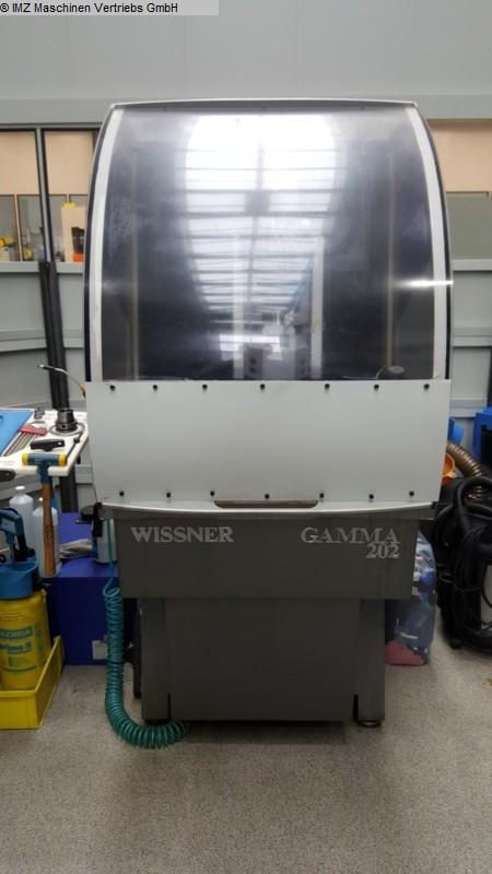 gebrauchte  Hochgeschwindigkeitsfräsmaschine WISSNER Gamma 202 Basic
