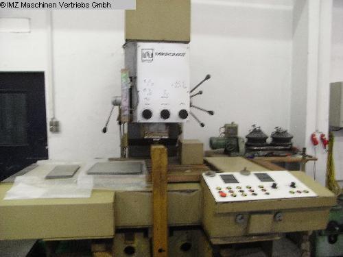 used  Jig Boring Machine MIKROMAT BkoE 630x1000 OP