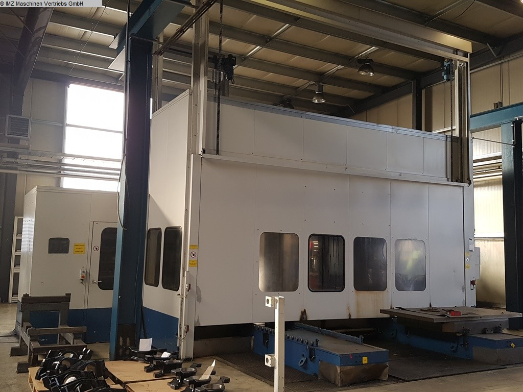used  Machining Center - Horizontal PEGARD Flexivit 3 F BC TRT 1250