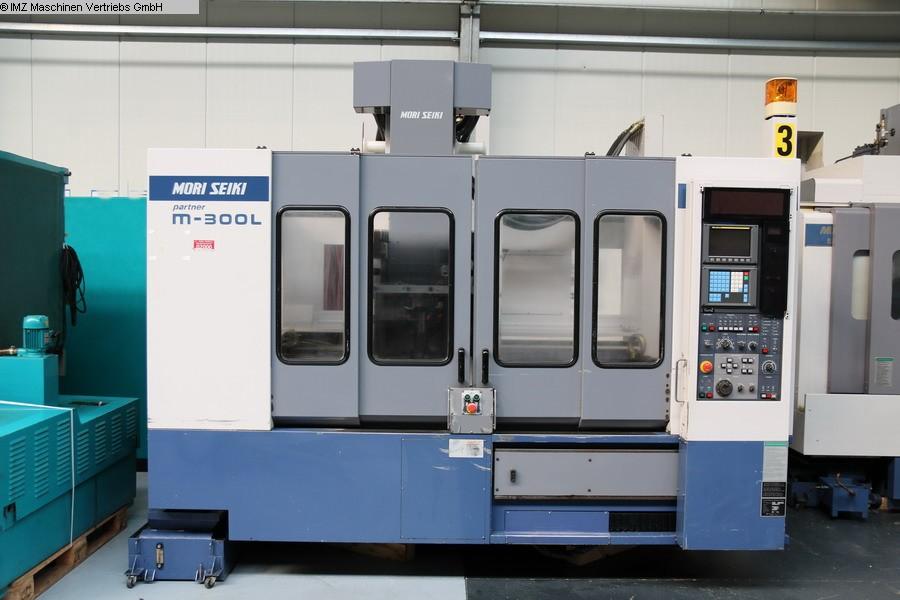 used  Machining Center - Vertical MORI SEIKI M 300 L