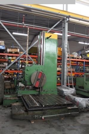 gebrauchte Maschine Plattenbohrwerk - Horizontal UNION BFP 125