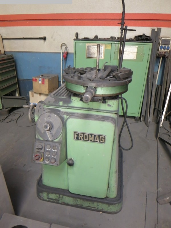 used machine Keyseating Machine FROEMAG KZ 32/300