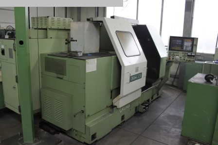 gebrauchte Maschine CNC Drehmaschine OKUMA LC 30 1