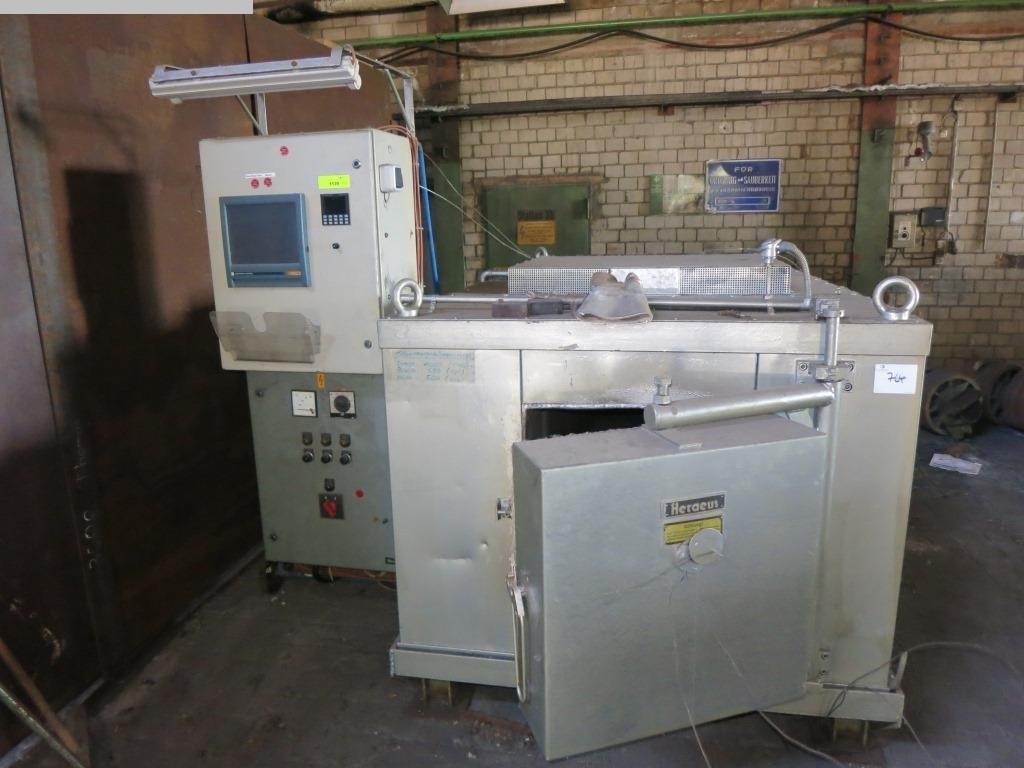 gebrauchte Maschine Härteofen HERAEUS EFU60/150