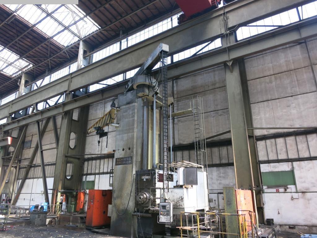 gebrauchte Maschine Plattenbohrwerk - Horizontal SCHIESS-FRORIEP 4FB 36/22,5 CNC