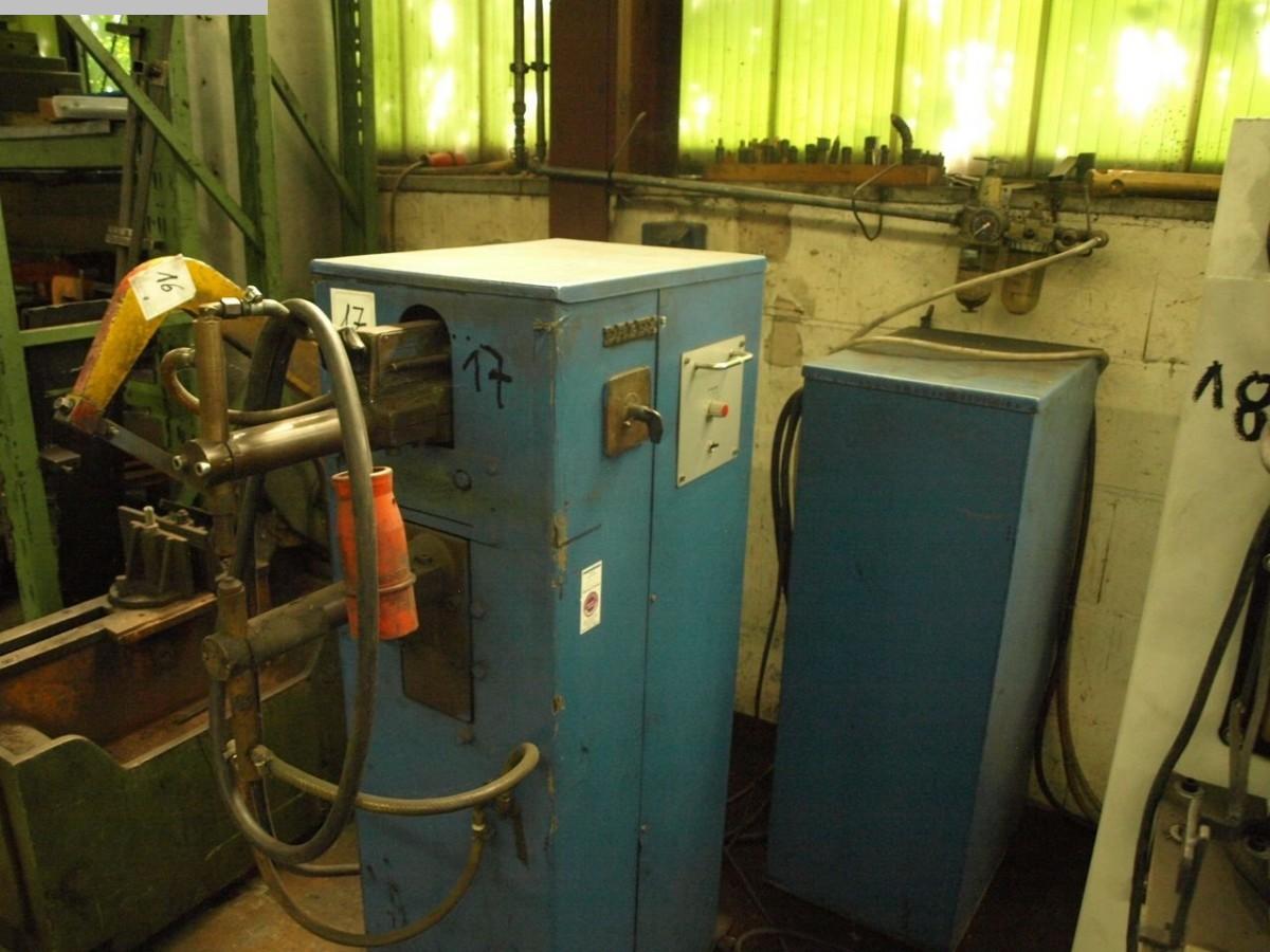 used Spot Welding Machine DALEX SL16/71