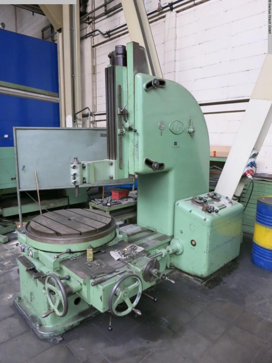 gebrauchte Maschine Nuten-Stossmaschine Klopp SK 700