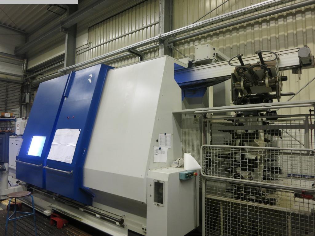 gebrauchte Maschine CNC Dreh- und Fräszentrum MAX MÜLLER MDW 20 M
