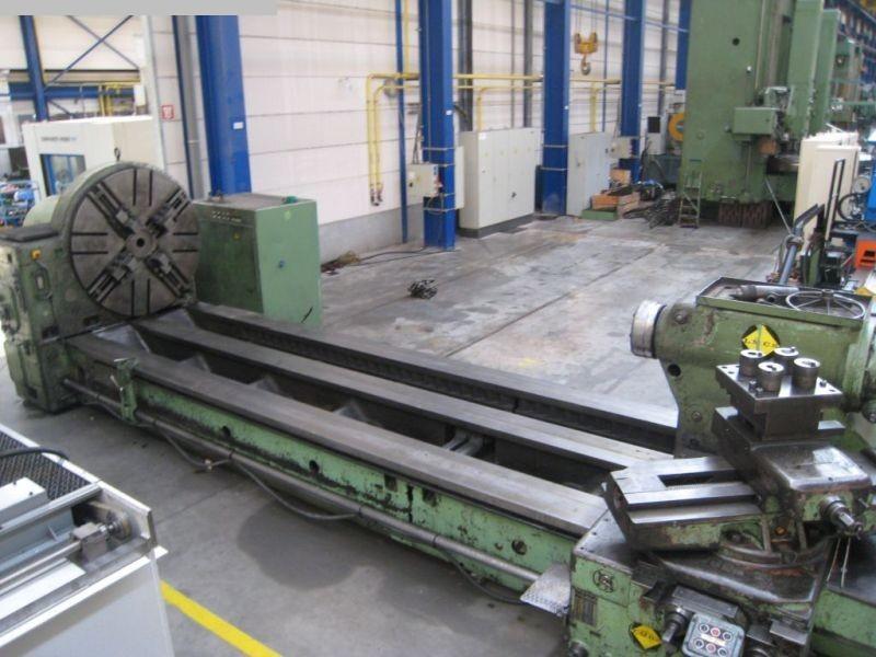 gebrauchte Maschine Schwerdrehmaschine SKODA SR 1600x6000