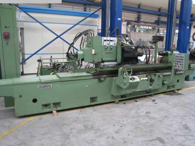 gebrauchte Maschine Rundschleifmaschine WENDT Diatos 602