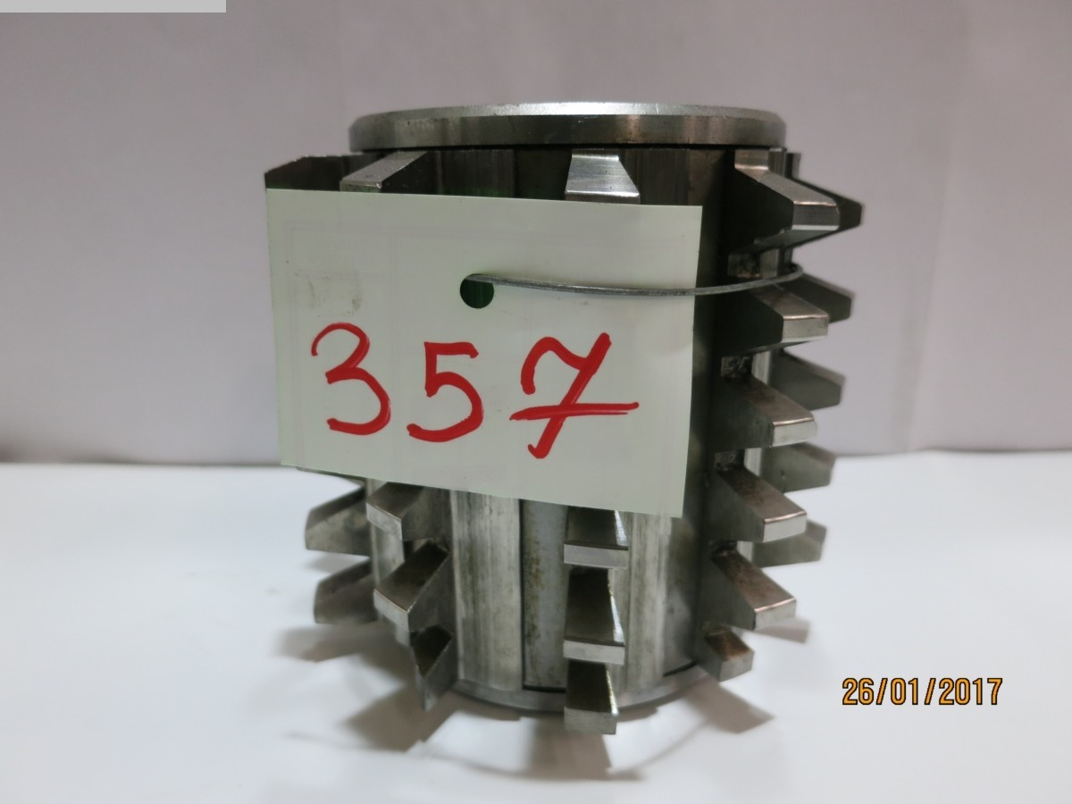 used hob cutter