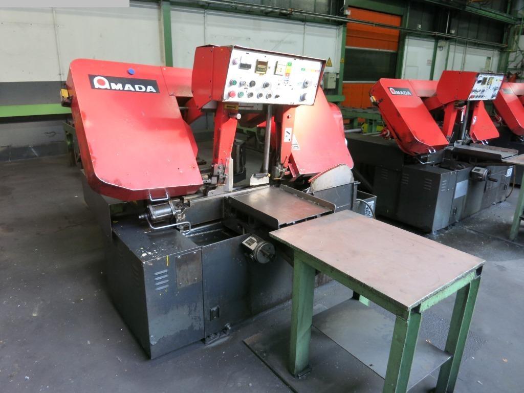gebrauchte Sägen Bandsägeautomat - Horizontal AMADA HA 400 W